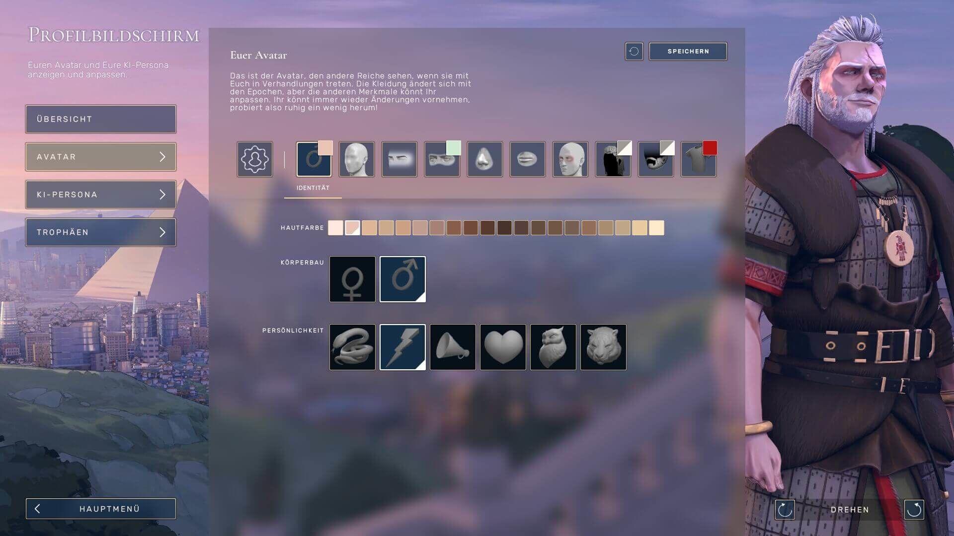 HUMANKIND Geralt von Riva
