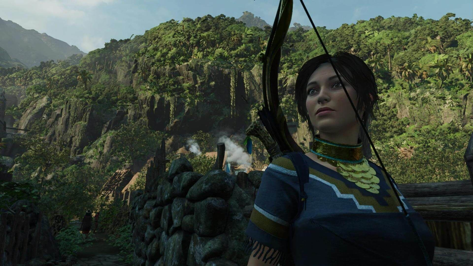 Shadow of the Tomb Raider on Geforce Now